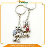 Metallo personalizzato Keychain di modo di marchio