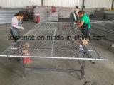 recinzione provvisoria mobile della maglia di 10FT x di 8FT