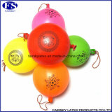 中国の製造者の輪ゴムが付いている最上質の乳液の穿孔器の気球