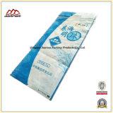 Saco tecido PP plástico da embalagem para o açúcar da farinha de arroz