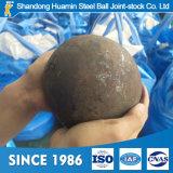 40mmの熱い販売は山東のボールミルのための鋼鉄粉砕媒体の球を造った
