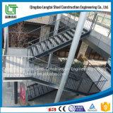 Escadas Prefab de aço