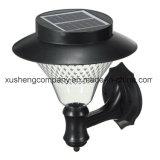 WAND-Garten-Lampe der Qualitäts-LED Solar