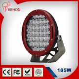 "CREE 185W LED Work Light 16650lm LED Driving Light di Bumper 9 fronti "" per Offroad SUV Jeep"