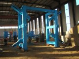 Éolienne de pipe de GRP, chaîne de production de pipe de GRP