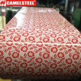Muster-Entwurf PPGI für Dach-Blatt
