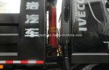 Euro 4 del carro de /Tipper del carro/del descargador de descarga de Saic Iveco Hongyan Genlyon 390HP 8X4 caliente en venta