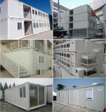20 Kantine van het Huis van de voet de Container Gemaakte Modulaire