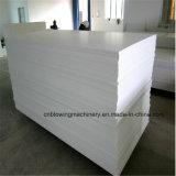 Ligne de production à la machine de panneau de mousse de PVC en Chine