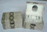 擬似革宝石類の一定ボックスか宝石類の一定の荷箱