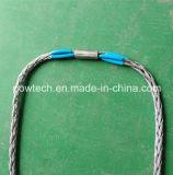 Cable del acoplamiento del calcetín con 2 cabezas