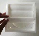 Gravity Shutters (크기 100mm/125mm/150mm)를 가진 PVC-U External Vent