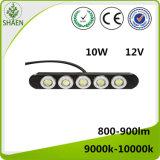 Autoteile Univeral 12V 10W LED DRL Licht