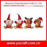 Giocattolo decorativo farcito delicatamente gonfiabile dell'orso di natale della decorazione di natale (ZY14Y255-1-2-3)
