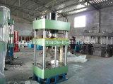 Het Verwarmen van de Controle van het Type van vier Kolom Hand Elektrische het Vulcaniseren van de Plaat Machine