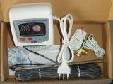 加圧ヒートパイプの太陽熱湯ヒーター(太陽暖房装置)