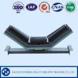 Hoge snelheid Steel Idler met Frame voor Belt Conveyor