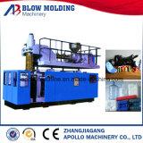 Máquina plástica del moldeo por insuflación de aire comprimido de la botella