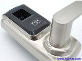 Elektronischer Fingerabdruck-Tür-Verschluss, Fingerabdruck + Karte + Maschinen-Schlüssel