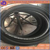 En hydraulique tressée 853 2sn de boyau de fil d'acier 3/4 pouce