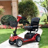 250Wモーターおよび9インチの固体タイヤが付いている小型4つの車輪の電気移動性のスクーター