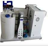Salt Water Electrolysis Sodium Hypochlorite Generator Water Treatment Equipment