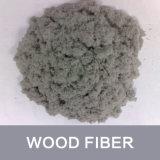 Волокно волокна Lignin конструкции серое деревянное
