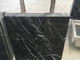 Azulejo de mármol negro de Nero Marquina
