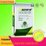 관개와 잎 살포를 위한 14-6-30+Te NPK 무기염 비료