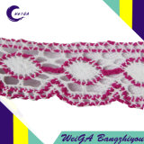 Custom Color Lace Factory Good Quality Cotton