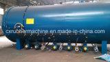 Aquecimento elétrico a vapor Autoclave industrial para borracha e compósitos