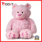 Stuk speelgoed van de Pluche van de Teddybeer van de Graduatie van de Dag van de Valentijnskaarten van de vakantie het Zachte Gevulde