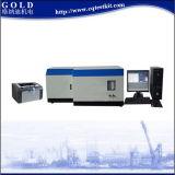 Appareil de contrôle de contenu de chlore d'huile de titration d'ASTM D5808 Microcoulometry
