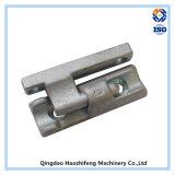 Carcaça de investimento de alumínio para suporte de chapa