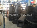 Hydrocyclone резины минируя оборудования золота/меди/утюга