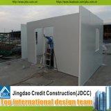 Breite Anwendungs-vorfabrizierte modulare Haus-vorfabriziertes Haus