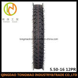 Pneu de pneu d'entraîneur de la configuration 5.50-16 de la Chine R2/entraîneur de la Chine/pneu agricole