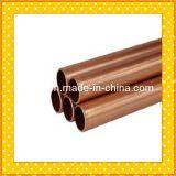 Tube de cuivre enduit de PVC, tube ondulé de cuivre