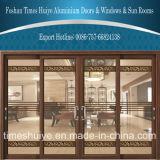 Foshan cale de bonnes portes coulissantes en aluminium de qualité de Huiye (Chine Top10)
