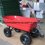 Сверхмощный трейлер сада, общего назначения сбрасывая тележка инструмента (TC2145)