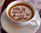 De niet ZuivelRoomkan van uitstekende kwaliteit voor Koffie met