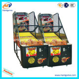 Macchina comune di pallacanestro della via dei giochi a gettoni da vendere