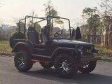 150cc completamente automático con el nuevo jeep reverso