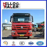 HOWO 6X4のディーゼル機関のトラック6X4の頑丈な貨物トラック