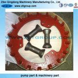 Bearbeitungsteil Lieferant für Gussmaschinen
