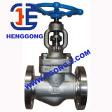 DIN/API schmiedete Stahlöl-Hochdruckabsperrschieber