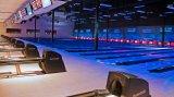 El equipo de bowling fijó para los deportes de la aptitud
