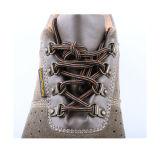 Chaussures en acier de sûreté de tep de cuir de suède d'hommes
