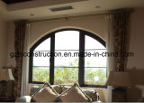 Roller ShutterのCustomzied Double Glazing Aluminium Casement Window