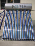 ステンレス製のSteel Vacuum Tube Solar Water Heater (150L-300L)